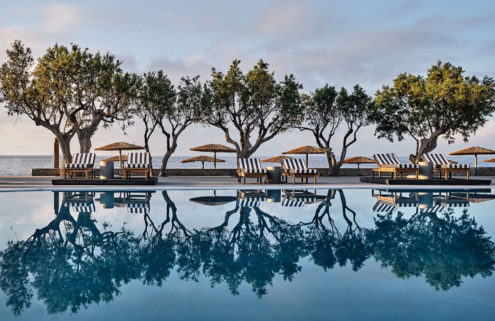 7 impeccably dressed hotels for your Greek getaway