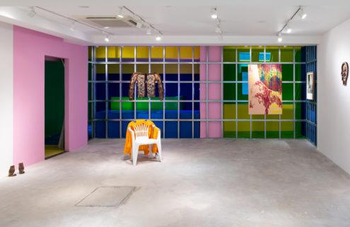 A new London pop-up gallery raises social awareness with art