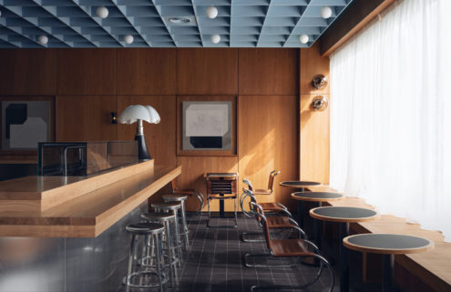 London restaurant Maido celebrates the city's modernist heyday