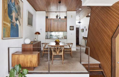 Timeless midcentury modern dining rooms on Pinterest