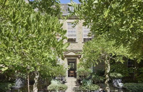 Peek inside Shaw House – an 18th-century manor for sale near Bath