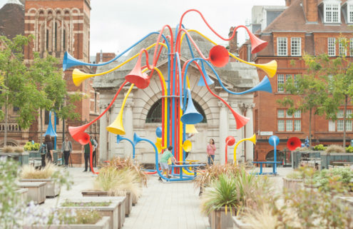 8 must-see installations at this year's London Design Festival
