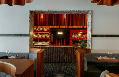 Dining out feels decadent again at Adelaide's plush new restaurant Fugazzi