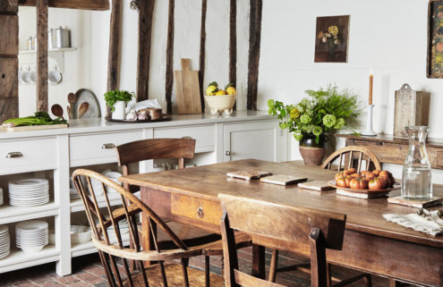 Medieval charm is on offer at The Mint in Rye, East Sussex