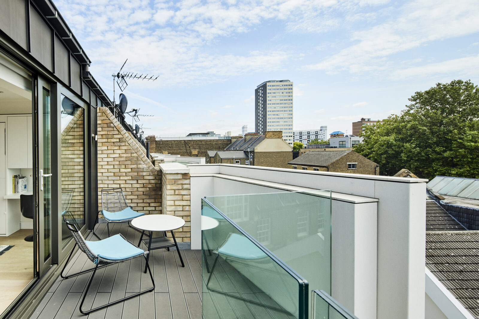 Warriner Gardens in Battersea rethink the Victorian terrace
