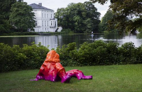 Berlin's Wentrup gallery opens a satellite in a Hamburg mansion