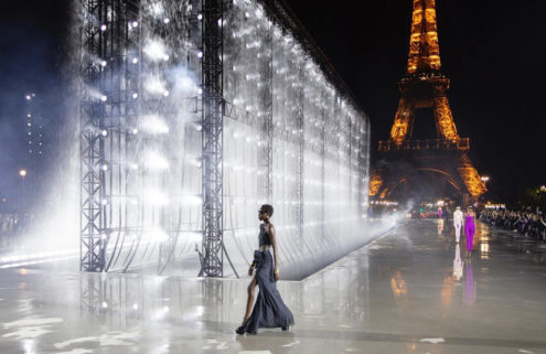 Saint Laurent returns to a familiar location for its ready-to-wear show in Paris