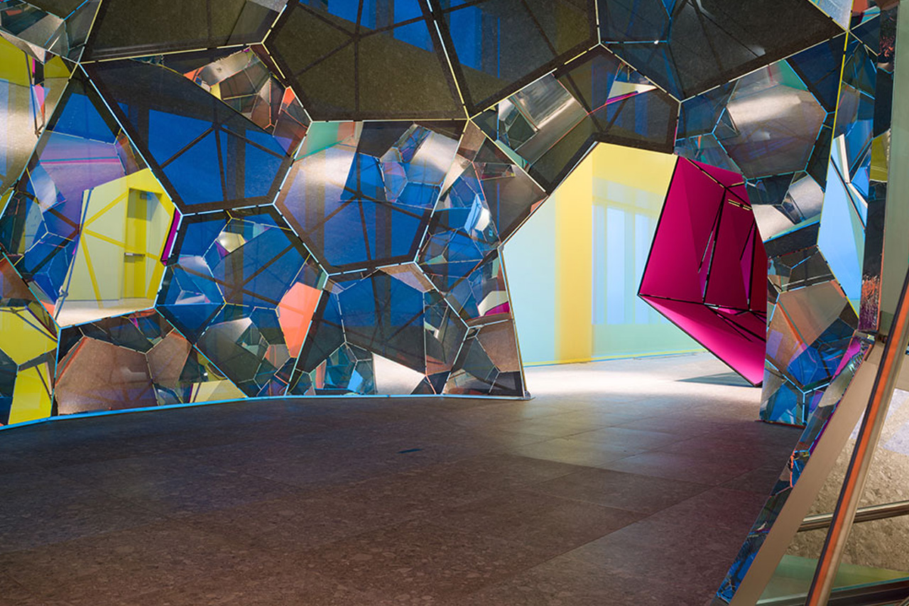 Olafur Eliasson's Living Observatory at The Art Space 193