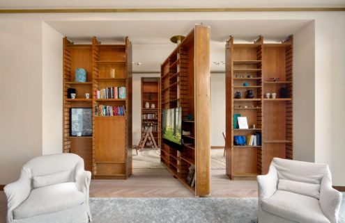 East Side apartment by Axel Vervoordt asks for $14.9m