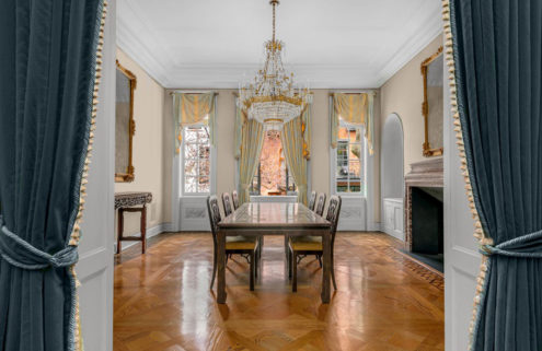 Manhattan's 'most photographed townhouse' is for sale