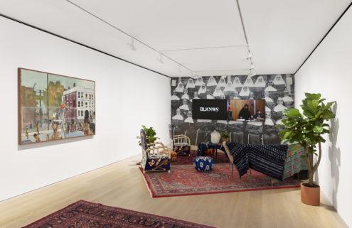 Stories from the Underground Museum: visit Noah Davis's posthumous UK solo show